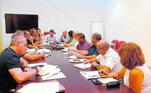 Castejón ampliará las horas extra de bomberos, brigadas y policías antes de las fiestas