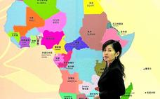 China coloniza África