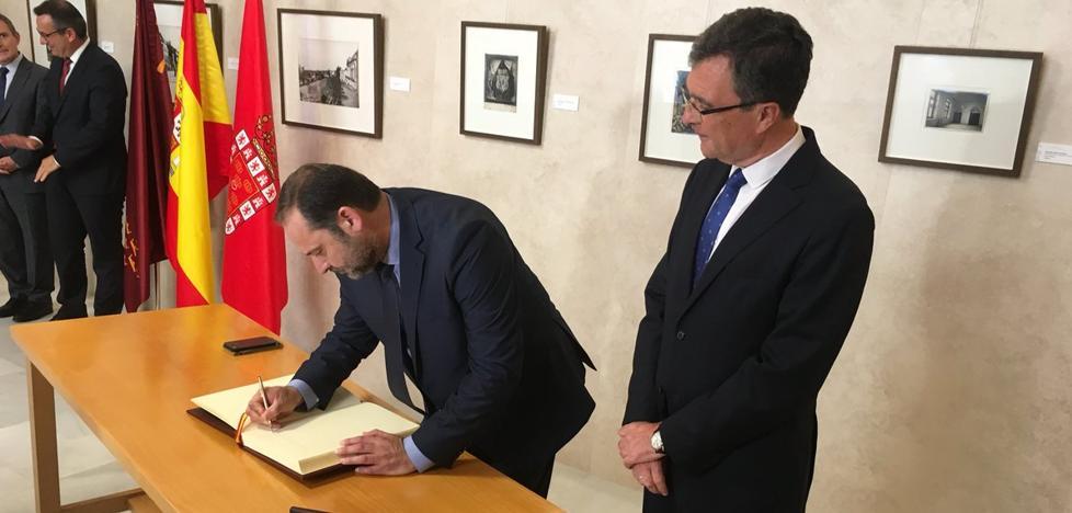 Fomento invertirá 2 millones en la rehabilitación del yacimiento de San Esteban