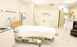 Los hospitales de la Región tendrán servicios de televisión y wifi gratis