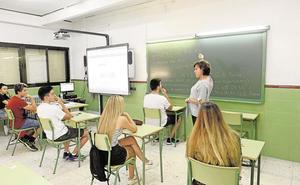 El curso arranca para 38.000 alumnos de ESO y Bachiller de seis municipios