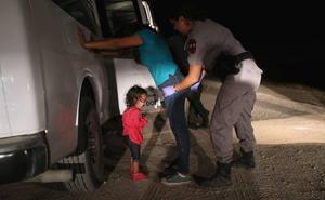 EE UU alcanza un acuerdo sobre la separación de niños migrantes de sus padres