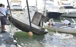 Retirarán medio centenar de embarcaciones para ayudar a la recuperación del Mar Menor