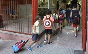 ¿Cuánto debe pesar como máximo la mochila del colegio de tu hijo?