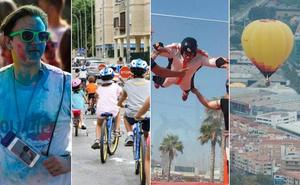 Cinco planes para disfrutar en familia del fin de semana en la Región