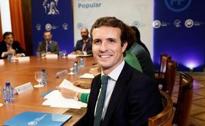 Pablo Casado remite un escrito de defensa al Supremo sin que nadie se lo haya pedido