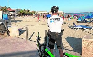 Más de 3.000 actuaciones de la Unidad de Playas