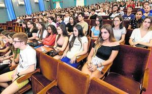 La Universidad de Murcia ofrece a los nuevos alumnos actividades de acogida e información