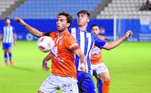 Todo es felicidad en el Lorca FC