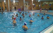 Aquazumba y juegos acuáticos en una animada jornada de los Juegos del Guadalentín