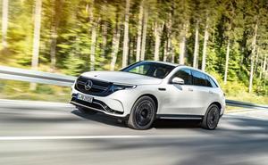 Mercedes abre una nueva etapa con el EQC