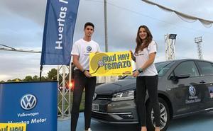 Velocidad punta con Huertas Motor en el B-Side Festival