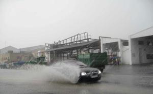 Aviso amarillo por lluvias y tormentas en toda la Región