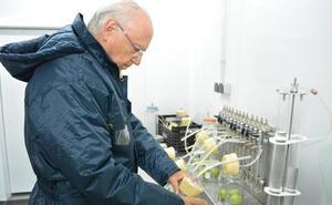 El profesor emérito de la UPCT Francisco Artés Calero, honoris causa por la Università di Foggia