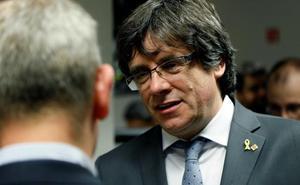 El Supremo rechaza la pretensión de Puigdemont de que no le calificaran como «huido»