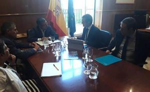 Del Amor alerta a Hugo Morán de que cerrar el Trasvase supondría «una sequía eterna» en Murcia