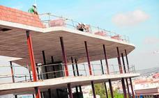 Las obras de ampliación del Morales se reanudan después de casi tres meses de bloqueo