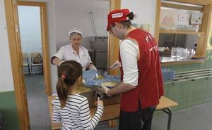 5.000 alumnos se beneficiarán de las ayudas de comedor