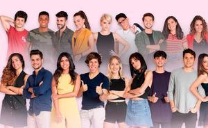 Estos son todos los concursantes de la nueva edición de OT 2018