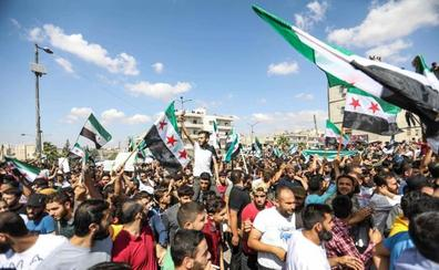 El futuro de los combatientes de Al Qaeda retrasa la decisión sobre Idlib