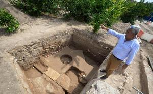 Los arqueólogos localizan una posible mezquita del Rey Lobo en Monteagudo
