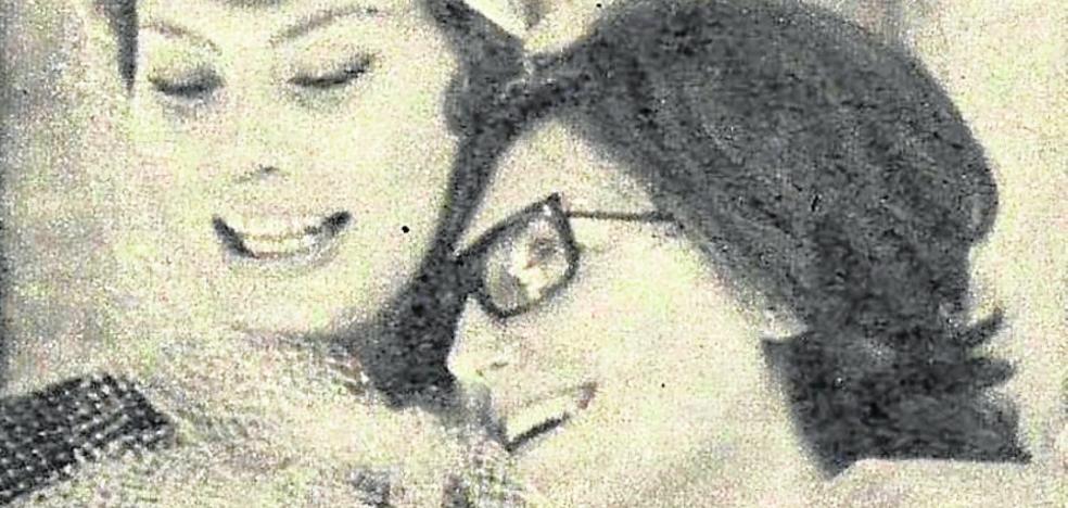 La periodista murciana que encandiló a Sofía Loren
