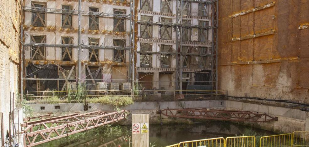 El puerto romano aguarda bajo el agua la orden de recuperarlo