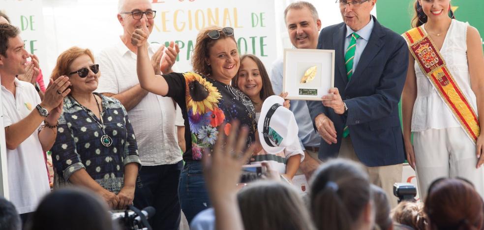 Iliana López gana el 'Paparajote de Oro'