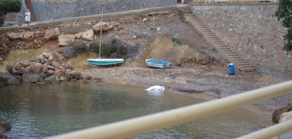 Investigan la muerte de una irlandesa cuyo cuerpo apareció flotando en Isla Plana