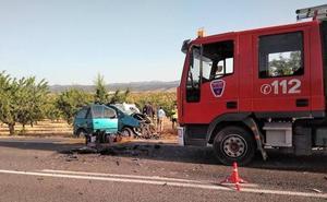 Las distracciones al volante provocaron 2 de cada 5 accidentes mortales en la Región en 2017