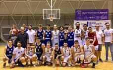 El Eliocroca logra un pleno de victorias en baloncesto en los Juegos del Guadalentín