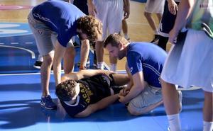 Todorovic sufre una tríada y pasará por el quirófano