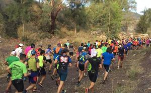 Jiménez y Soler vencen en la Peñarrubia Lorca Trail más participativa