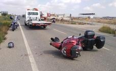 Accidente de tráfico en Fuente Álamo