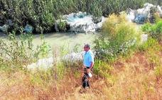 Un nuevo colector en Las Torres de Costillas para evacuar aguas residuales domésticas