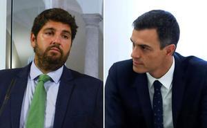 Miras exigirá hoy a Pedro Sánchez un compromiso claro con el Trasvase