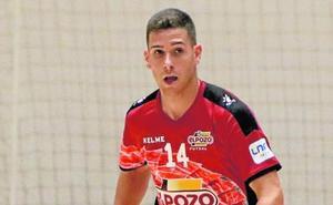 Fernando Aguilera: «La selección española es un sueño que buscaba desde pequeño»