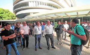 Multinacionales de Japón y EE UU se interesan por el proyecto Smart Murcia