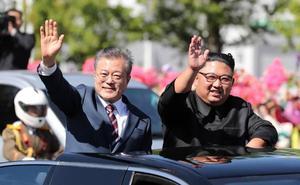 Las dos Coreas anuncian una candidatura conjunta para los Juegos de 2032