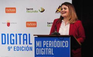 Esperanza Moreno, nueva secretaria general de la Consejería de Educación