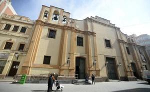 La iglesia de Santa María de Gracia de Cartagena lucirá un nuevo campanario