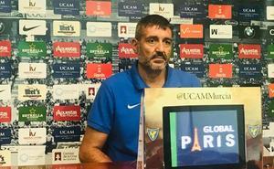 Javi Juárez: «La lesión de Todorovic es un golpe duro»