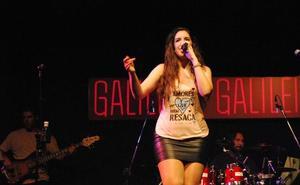 Lydia Martín en concierto