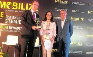 Murcia gana un premio nacional por su estrategia del vehículo eléctrico