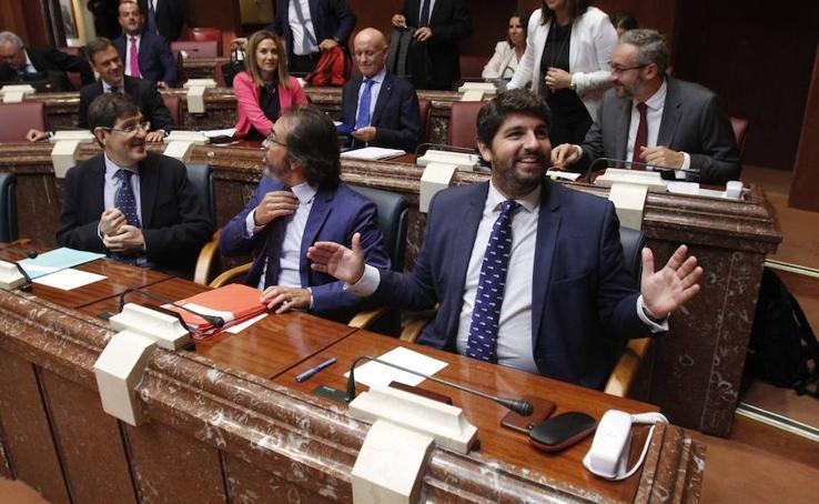 PP y Cs tumban en la Asamblea la proposición de ley de Muerte Digna del PSOE
