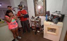 Muere la vecina de La Paz quemada con gasolina