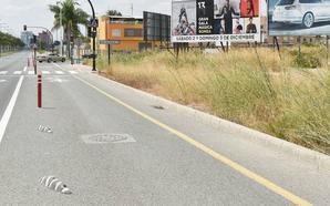 Tres heridos en un accidente de tráfico múltiple en Murcia