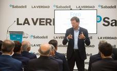 Luis Huete en el Foro LV-Sabadell
