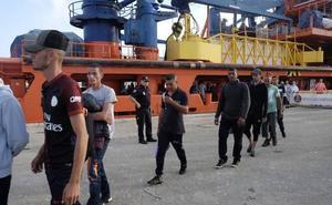 La Comunidad confirma al menos 24 menores a bordo