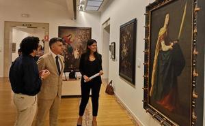 El Mubam exhibe 'El milagro de Santa Casilda' de Zurbarán en su ciclo 'Grandes maestros'